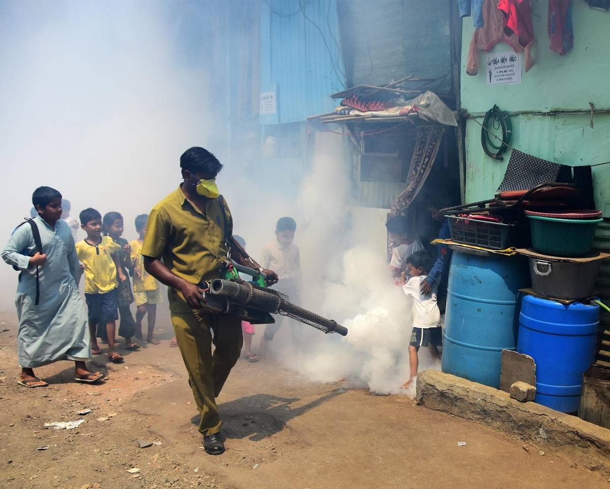 Mumbai: Insecticide Department urged  to control fuel usage by 40%