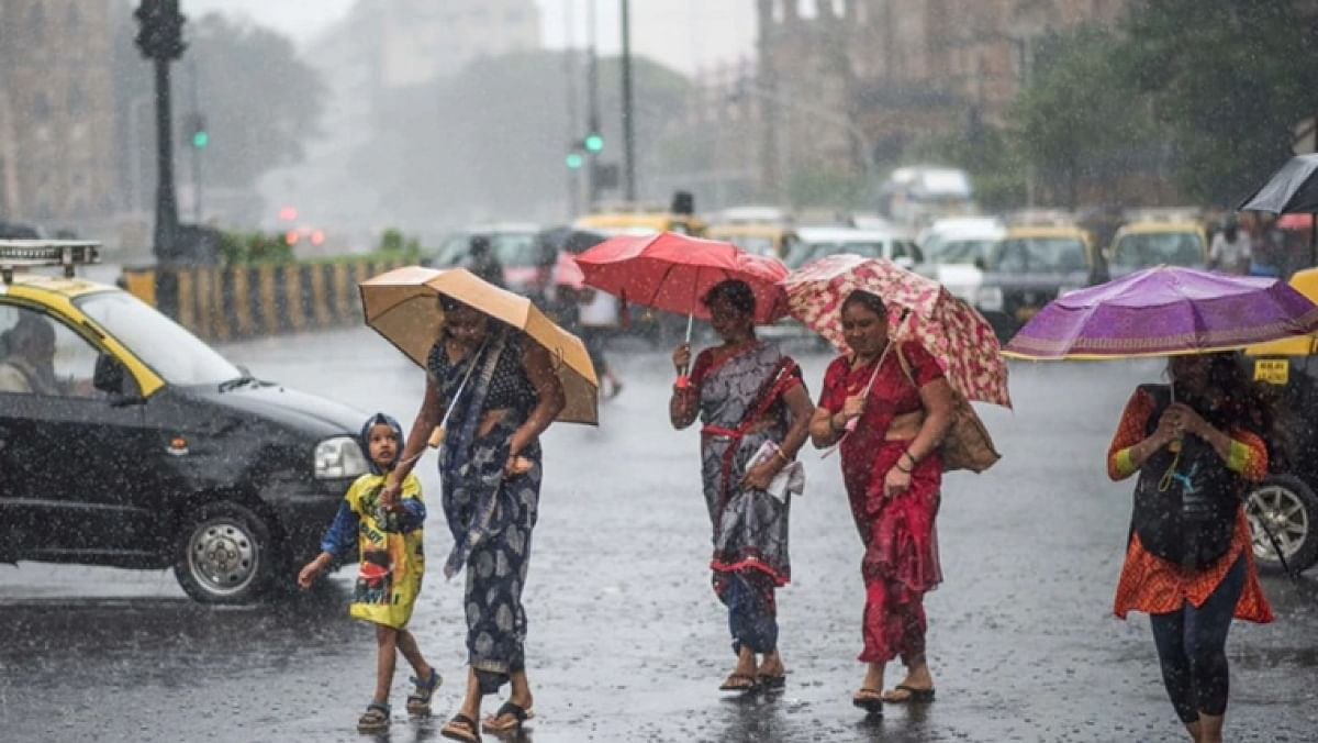 Mumbai: Time to check out Mumbai's monsoon blues