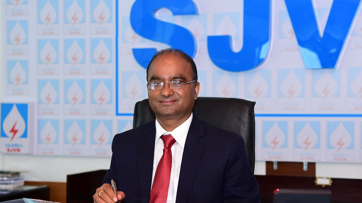 SJVN earns net profit of Rs.1633 crore in FY2020-21; declares Rs.2.20 dividend