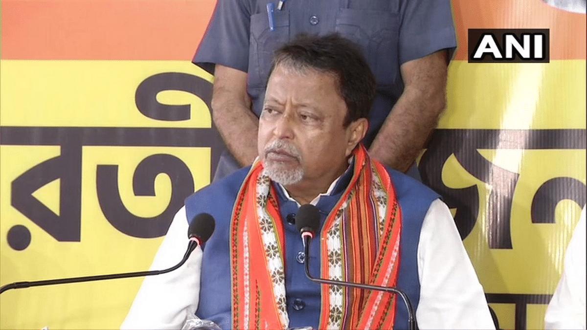 West Bengal: Newly appointed PAC Chairman Mukul Roy skips first meeting, Suvendu Adhikari slams TMC leader's move