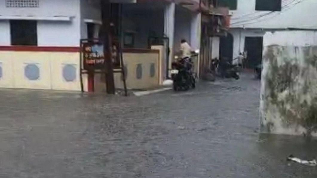 Bhopal: Heavy rain alert for six divisions; Gauampura record 11cm rain, Dhar 10 cm in last 24 hours