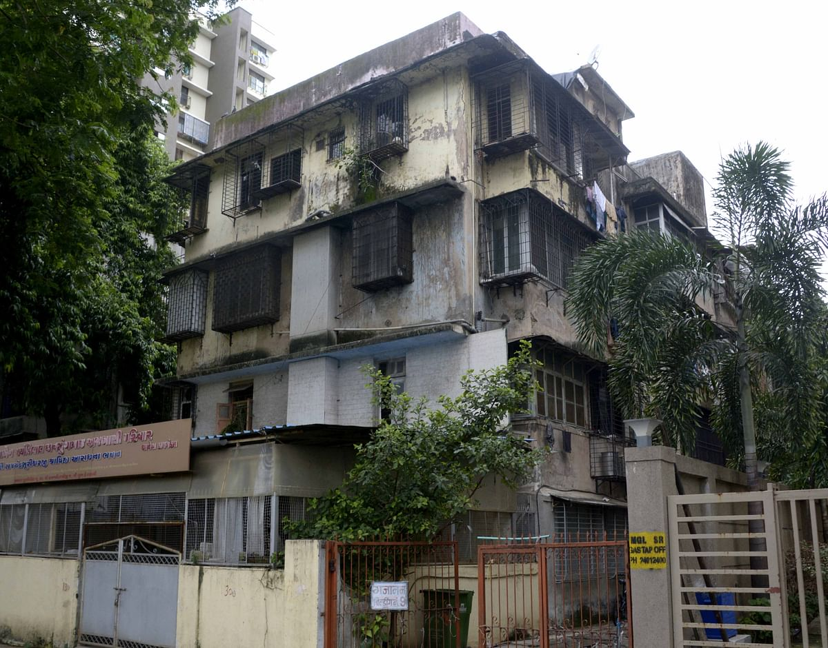 Buildings on the Brink: As BMC serves eviction notices, residents of Goregaon's Gajanan building insist 'building is safe'