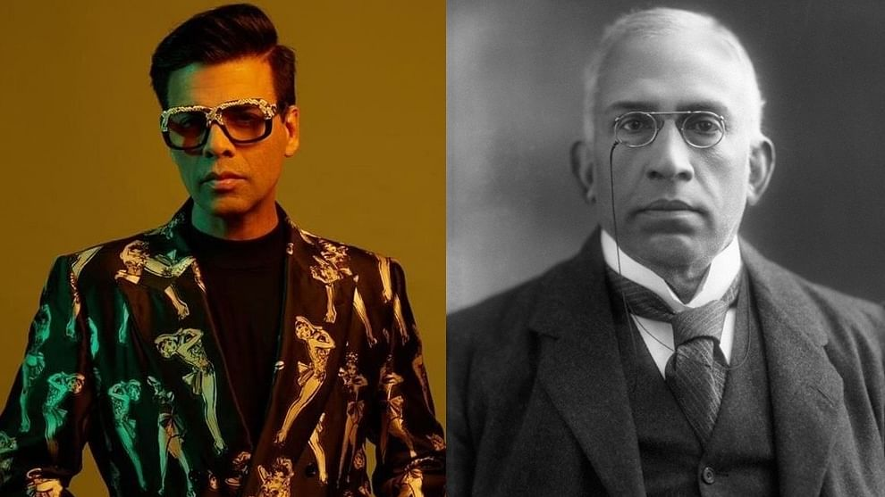 Karan Johar to make a film on lawyer-activist C Sankaran Nair who fought to uncover the truth about Jallianwala Bagh massacre