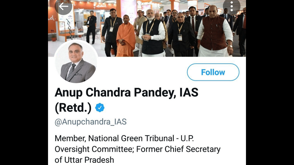 As India welcomes Anup Chandra Pandey as election commissioner, Twitterati focus on approaching UP polls