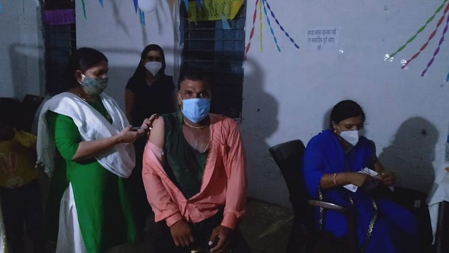 Mumbai: City records 46% drop in vaccination turnout