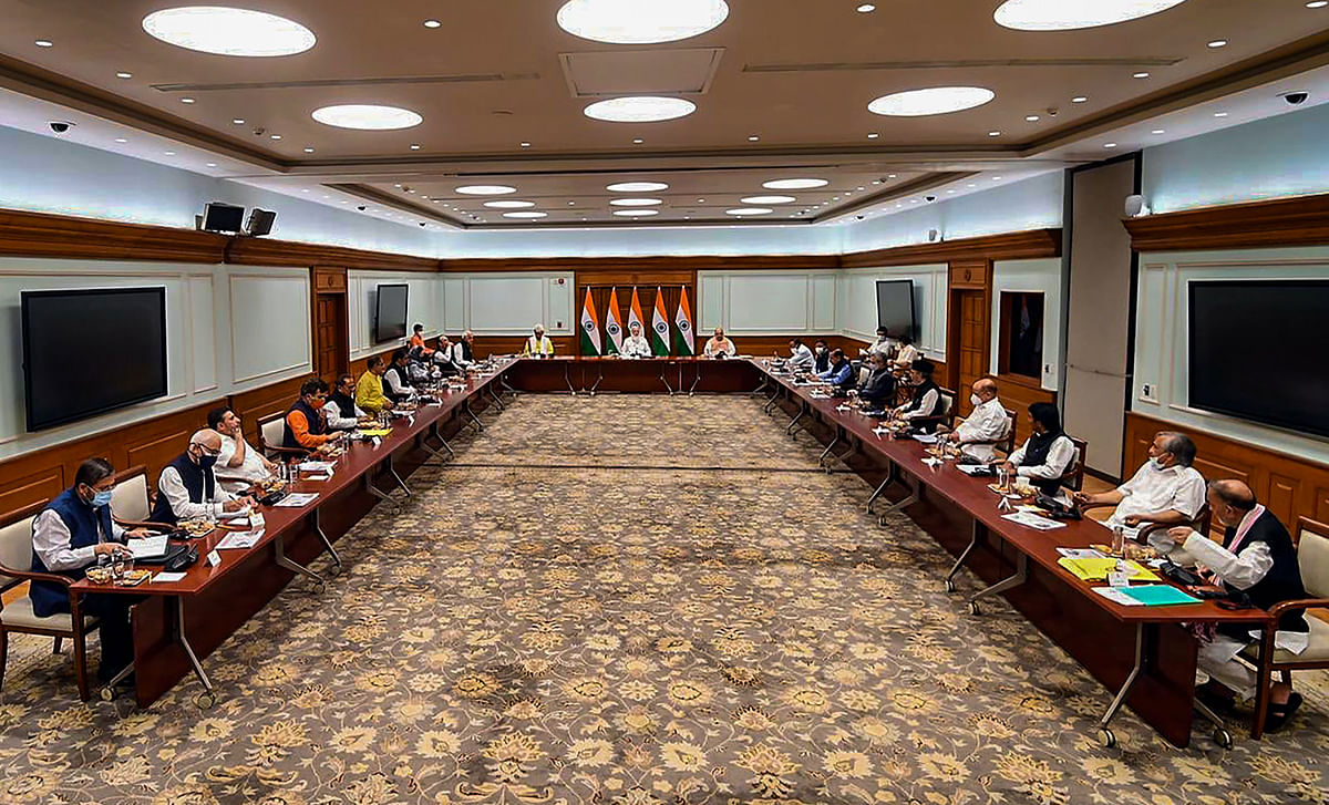 'Matter sub judice': No discussion on Article 370 at PM Modi's 3-hour meet with Jammu and Kashmir leaders