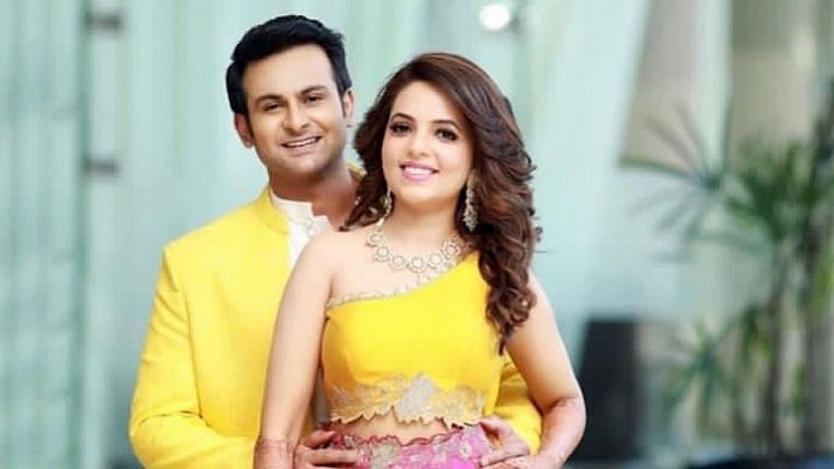How I Met My Husband: 'The Kapil Sharma Show' actor Sugandha Mishra gives a peek into her love story with Sanket Bhosale