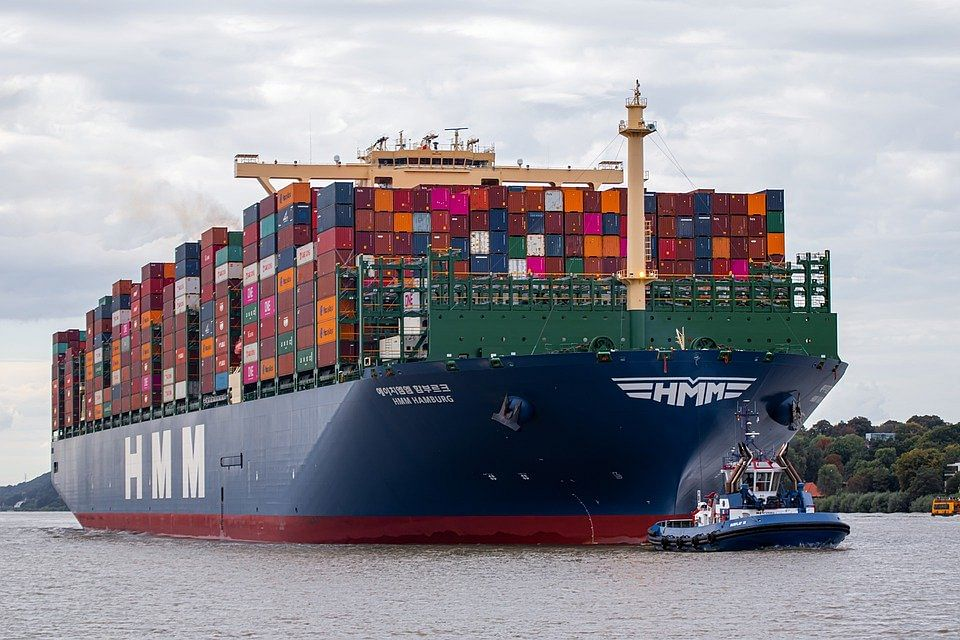 Global shipping crisis result of uneven post-Covid recovery