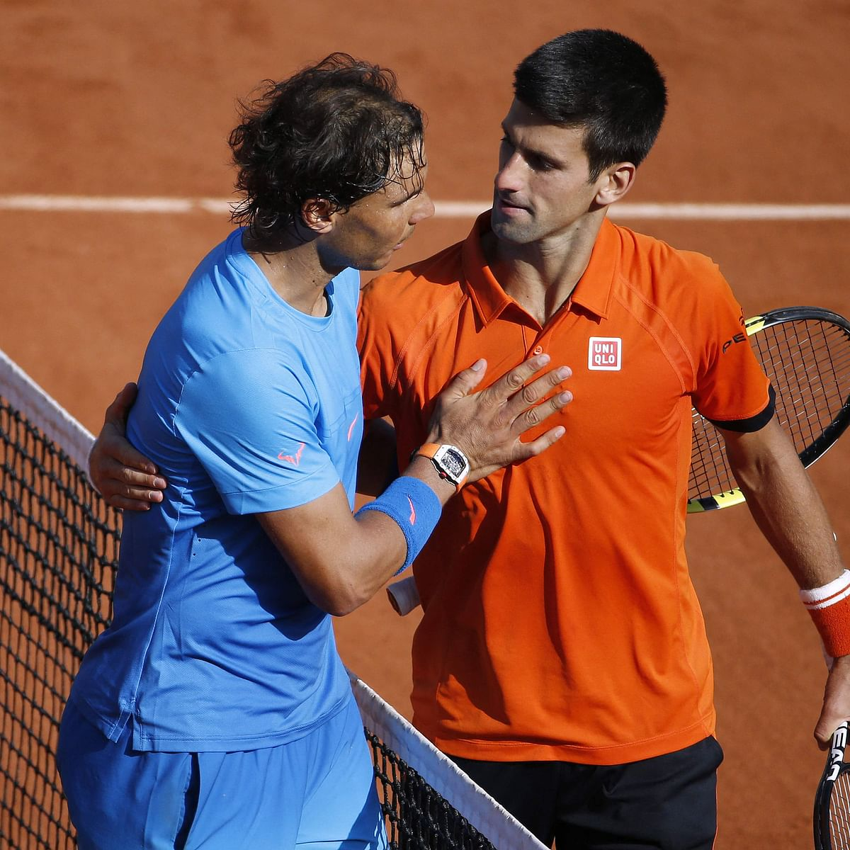 French Open: Novak Djokovic stuns 13-time champion Rafael Nadal, sets up summit clash against Tsitsipas