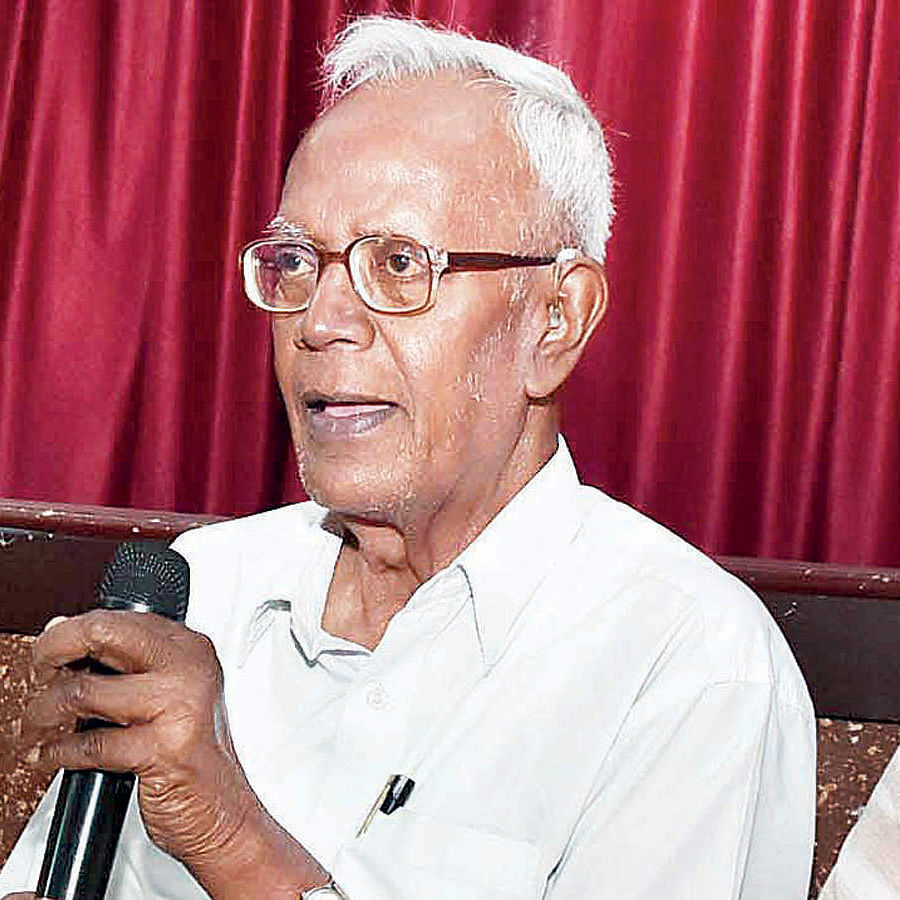 And his bail plea remained pending...: 84-year-old Father Stan Swamy dies in Holy Family hospital