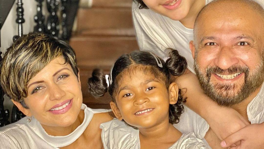 'RIP, my Raji': Mandira Bedi remembers husband Raj Kaushal, shares unseen pic
