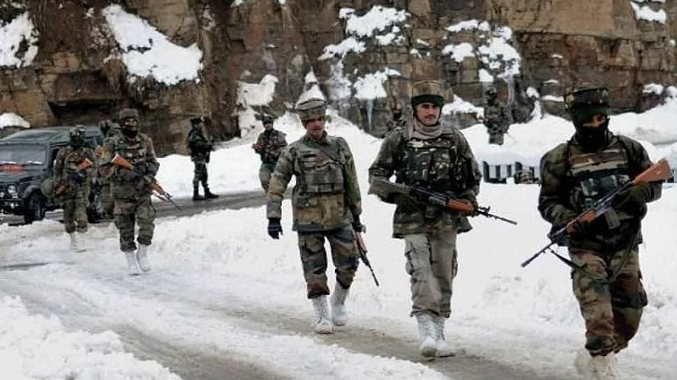China rotates 90 percent troops deployed along Ladakh sector on India border