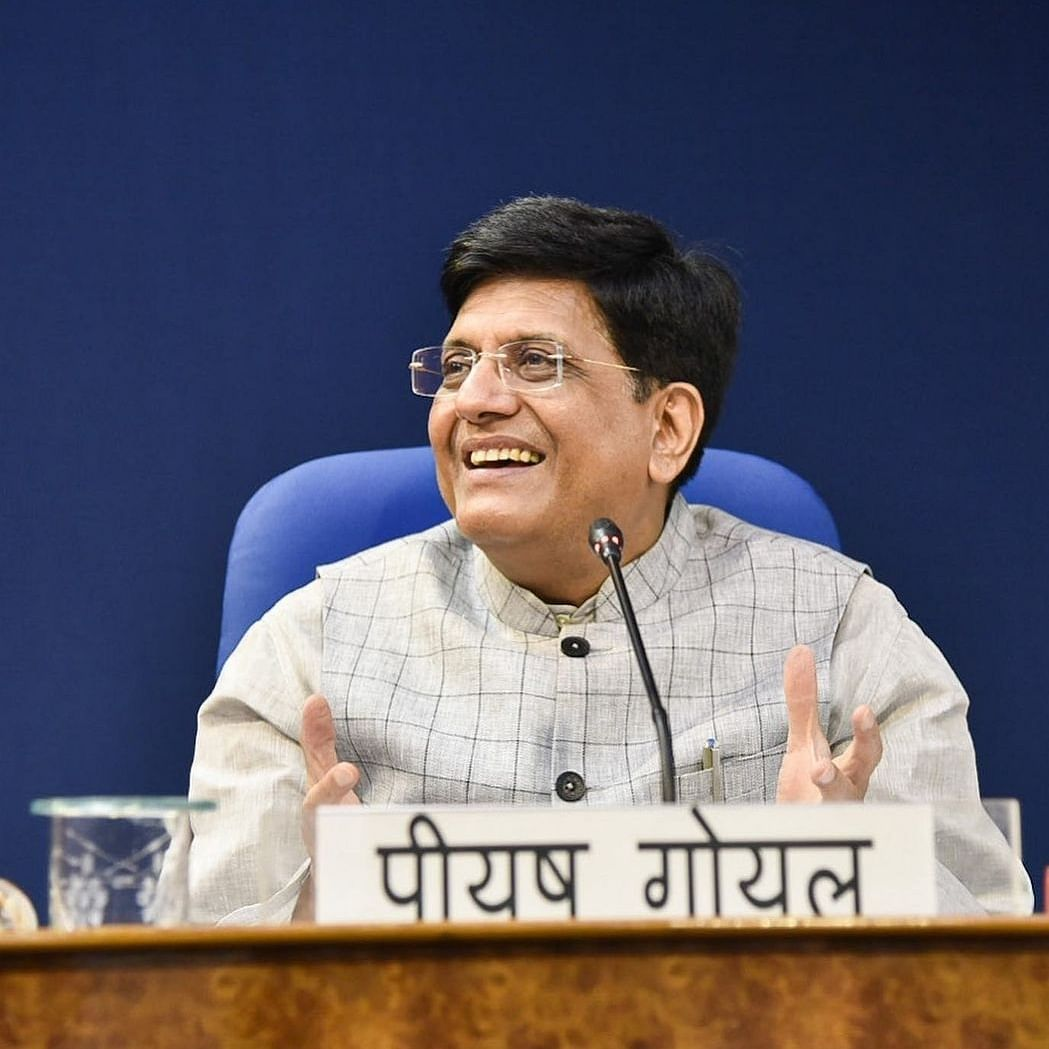 Services trade between India, US to play crucial role in in ever growing ties: Piyush Goyal
