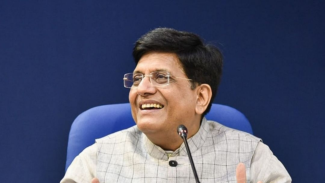 Why did Piyush Goyal say he can see a bit of arrogance among American e-commerce companies?