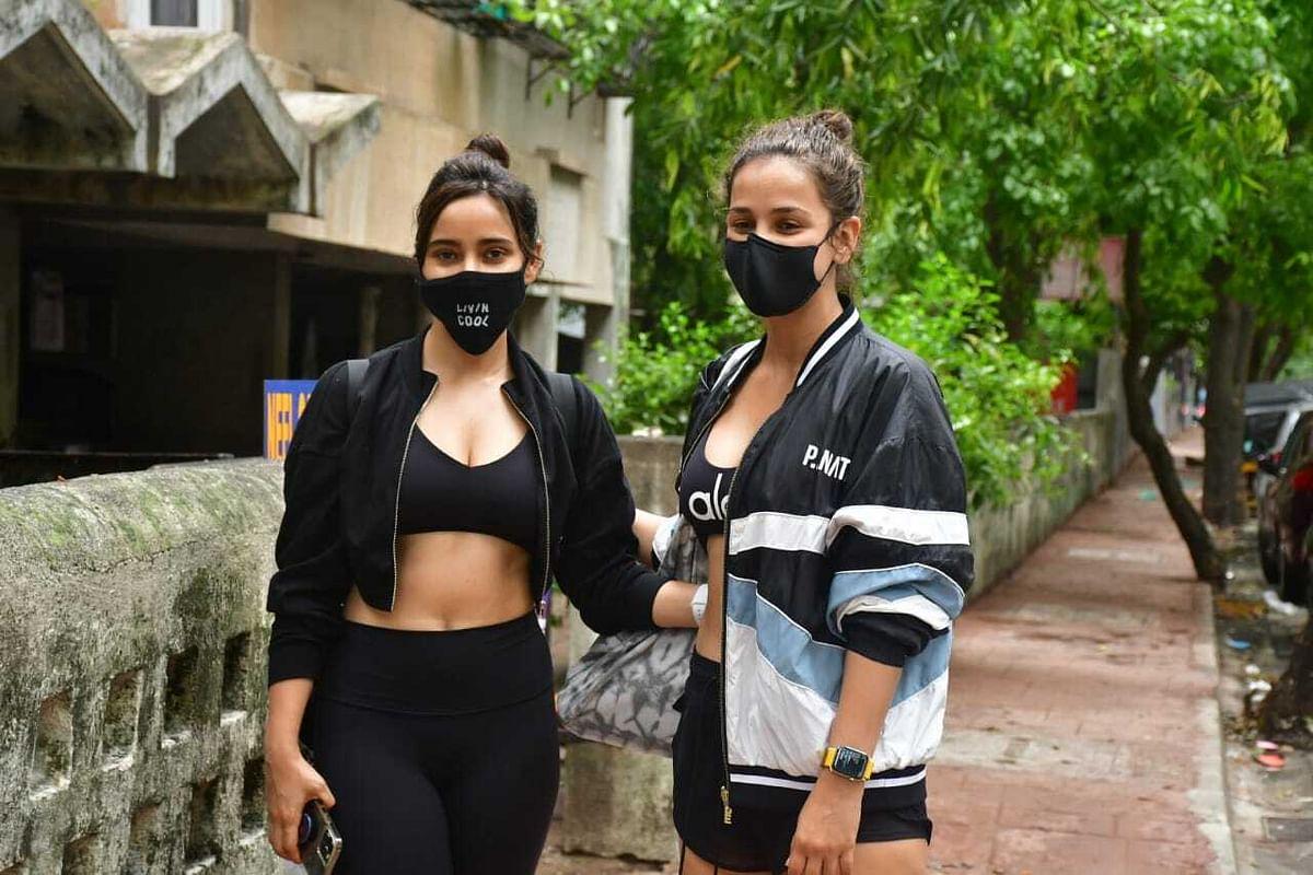 Neha and Aisha Sharma
