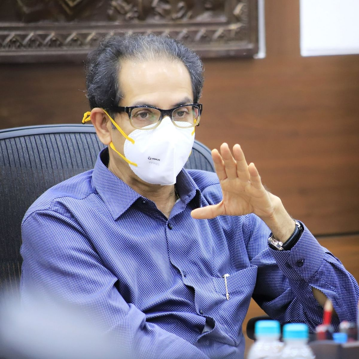 Maharashtra govt set to administer 15 lakh vaccine doses daily, says CM Uddhav Thackeray
