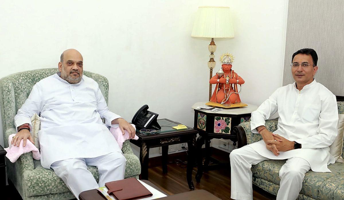Jitin Prasada: A Brahmin mask for BJP in Uttar Pradesh and a challenger to Yogi Adityanath's 'Thakur' politics