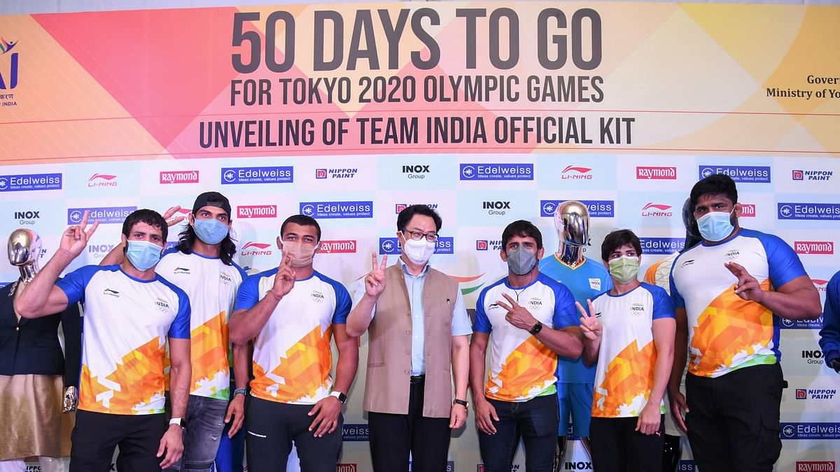Tokyo Olympics: India's male and female flagbearer to be named by June-end, says IOA chief Narinder Batra
