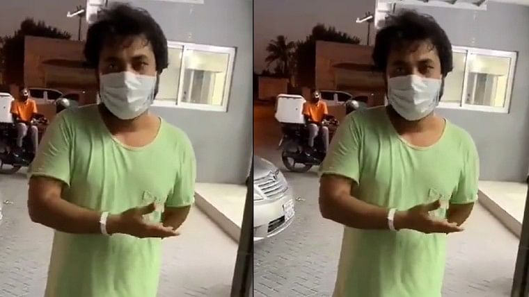 Bihar man sentenced to 3-year jail, fined Rs 9.73 lakh in Bahrain for violating COVID-19 rules; watch video