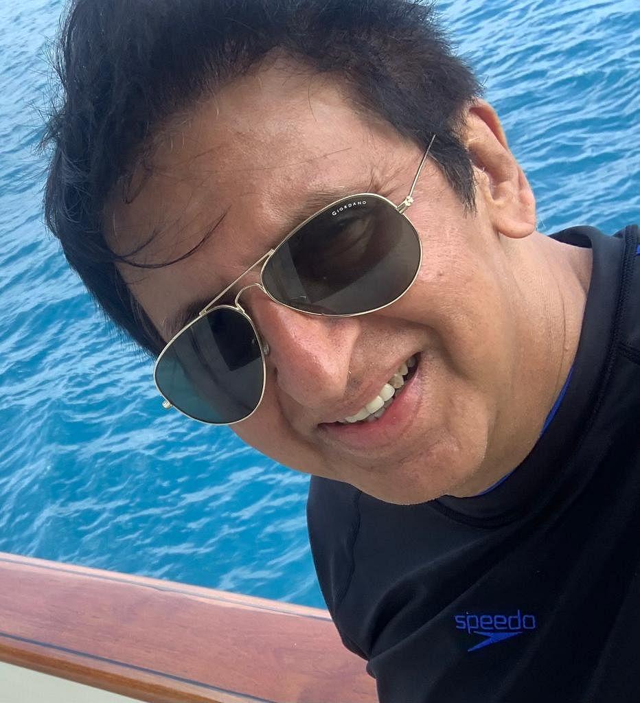 Kailash Surendranath, ad filmmaker and producer