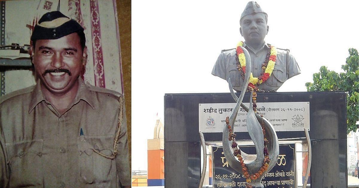 Jumping spiders species named after 26/11 hero cop Tukaram Omble