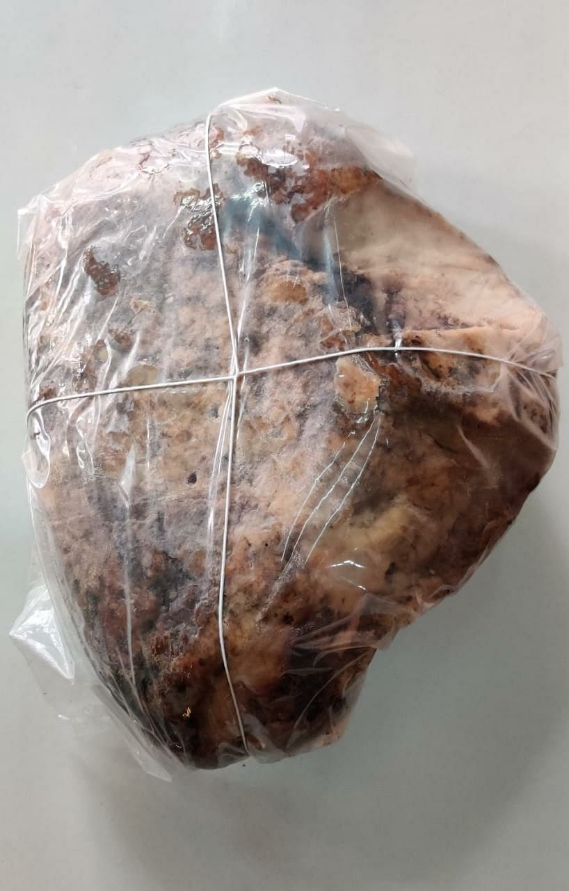 Mumbai: Two held with whale vomit worth Rs 7.75 cr in Lower Parel