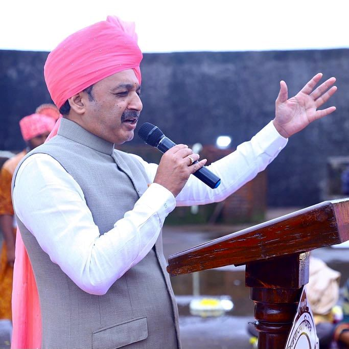Chhatrapati Sambhajiraje to protest for Maratha reservation from June 16