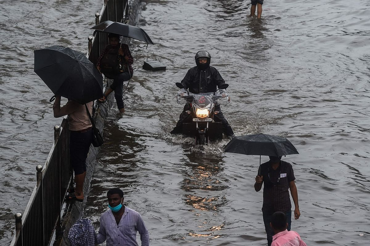 Monsoon red alert in Mumbai: IMD warns of extremely heavy showers on Sunday