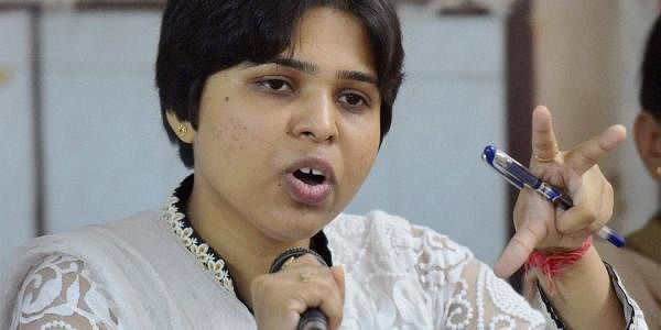 Maharashtra gender activist Trupti Desai plays 'Cupid' for underprivileged girls
