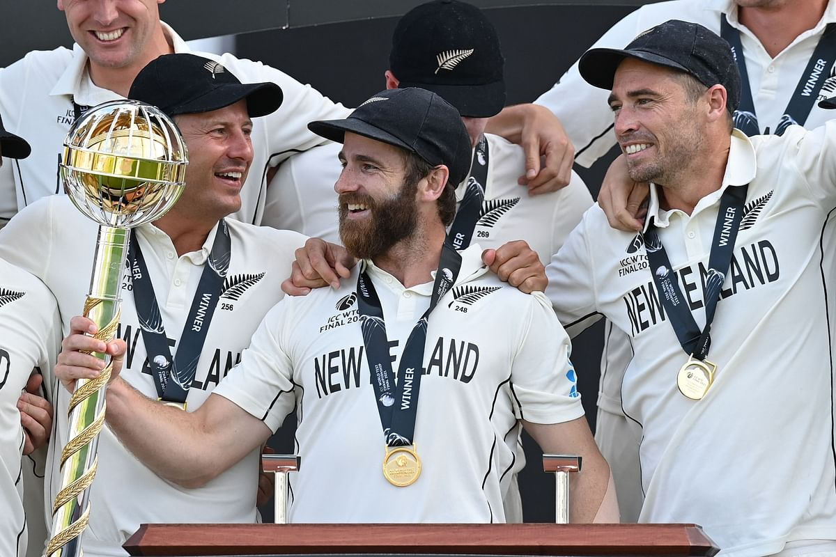 'One of the greatest wins': Kane Williamson on the World Test Championship victory against India