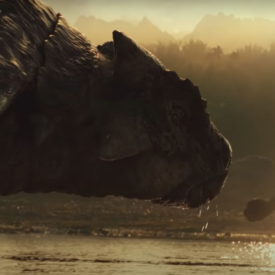 Watch: Leaked video from 'Jurassic World: Dominion' goes viral