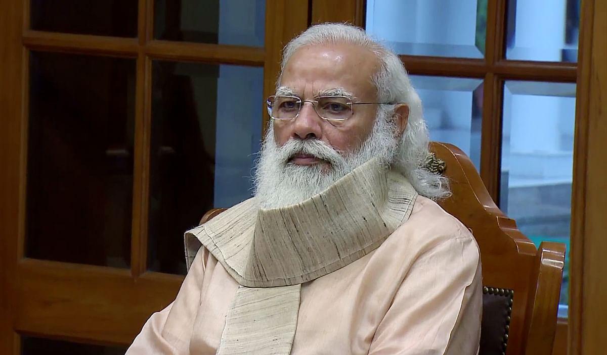Showcase Ayodhya to the world: PM Modi