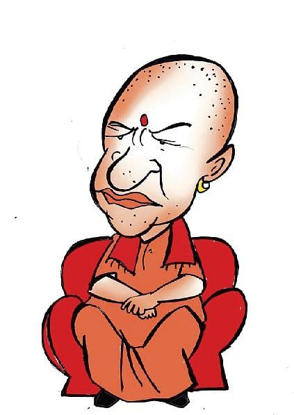 HOOCH DONE IT: Yogi traps Maya, Akhilesh in past incidents