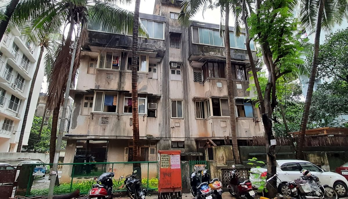 Buildings on the brink: Built in 1955, Vile Parle's Krishna Bhavan's redevelopment delayed as landlord hospitalized day before signing deal