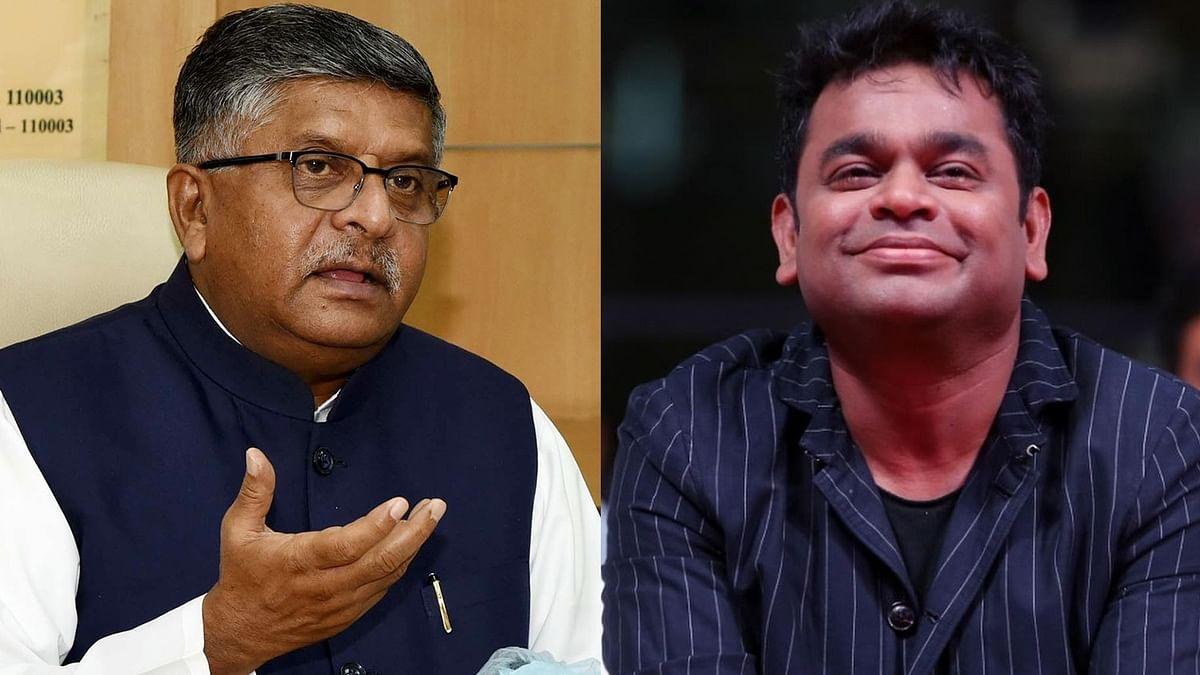 Here's how AR Rahman's 'Maa Tujhe Salaam' led to IT Minister Ravi Shankar Prasad being blocked on Twitter