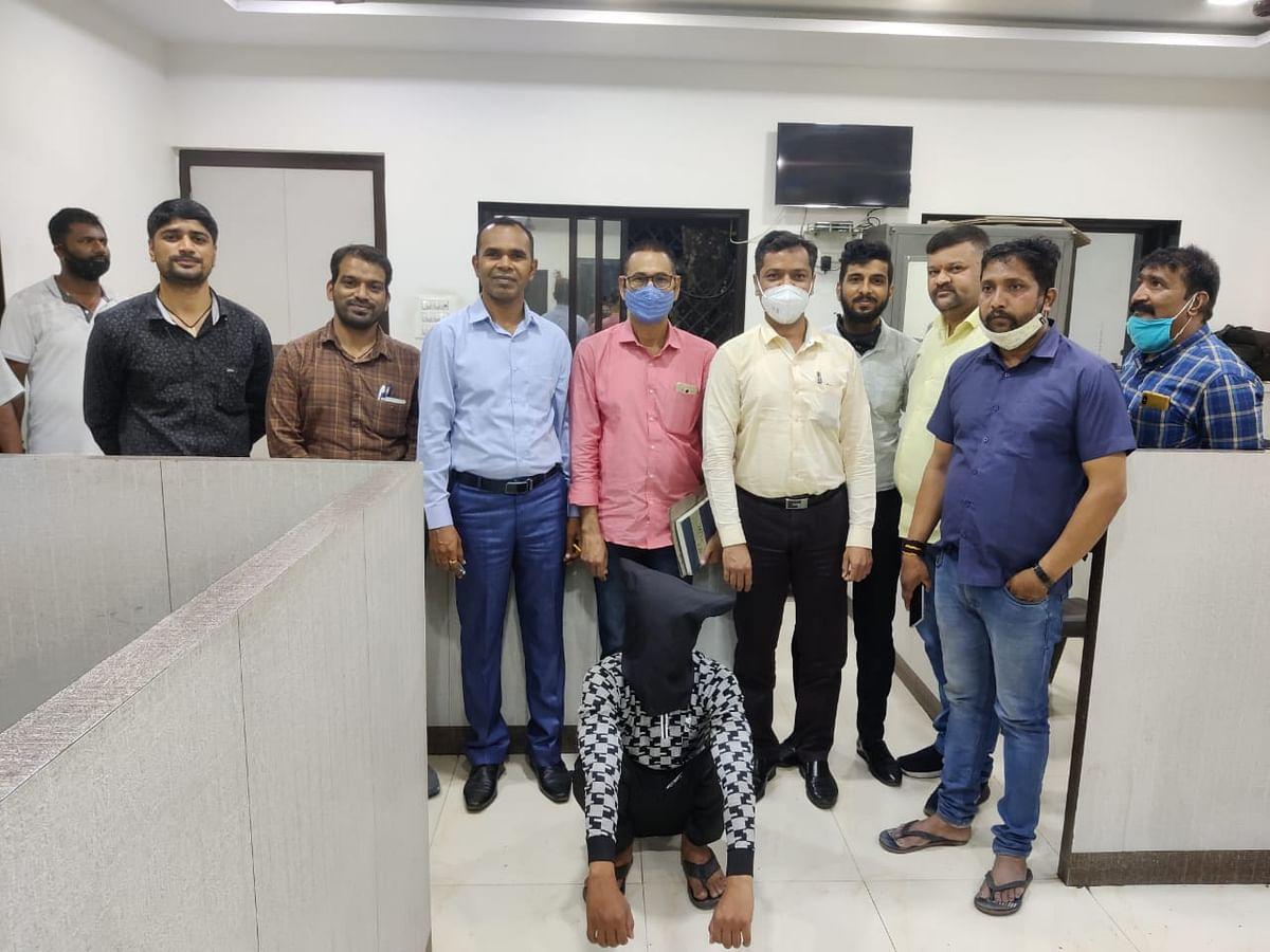 Thane: Uttar Pradesh dacoit carrying bounty of ₹50,000 on his head arrested