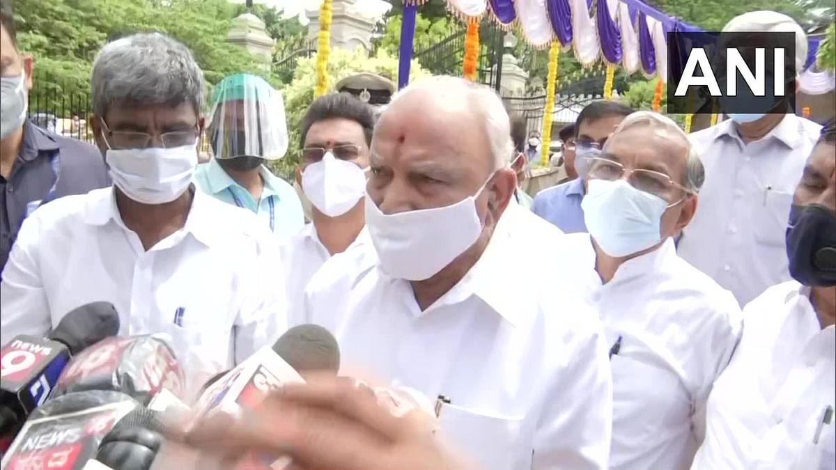 Will resign the day when BJP high command asks me to quit: Karnataka CM Yediyurappa
