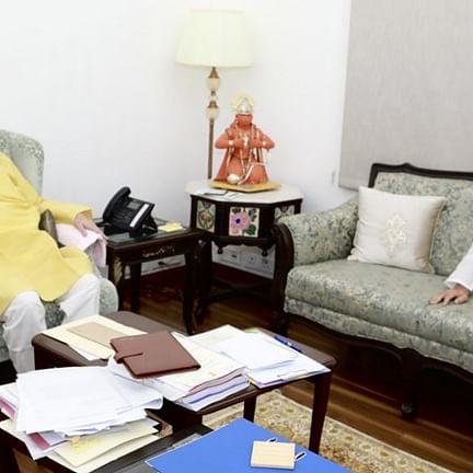 Suvendu Adhikari meets Amit Shah in Delhi, discusses issues concerning West Bengal