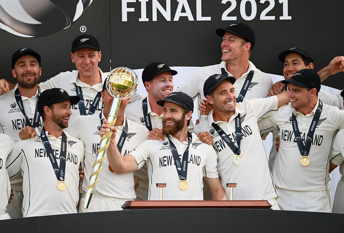 New Zealand scripted history to win inaugural WTC final by beating India by 8 wickets