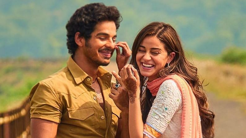 Ishaan Khatter says rumoured girlfriend Ananya Panday is his favourite person to do yoga with