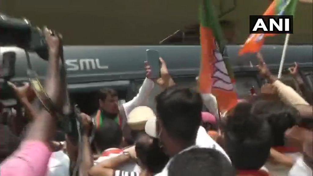 OBC reservation protest: Former Maharashtra CM Devendra Fadnavis detained in Nagpur