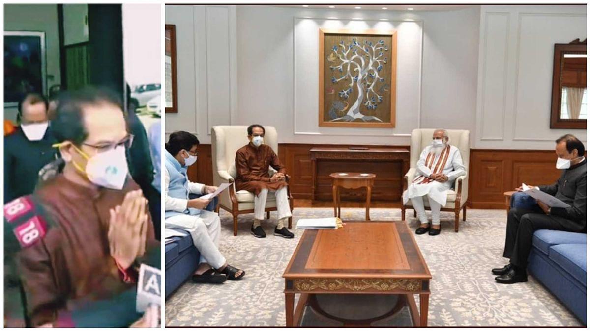 From Maratha reservation to Metro car shed - Highlights of meeting between PM Modi and Maharashtra CM Uddhav Thackeray