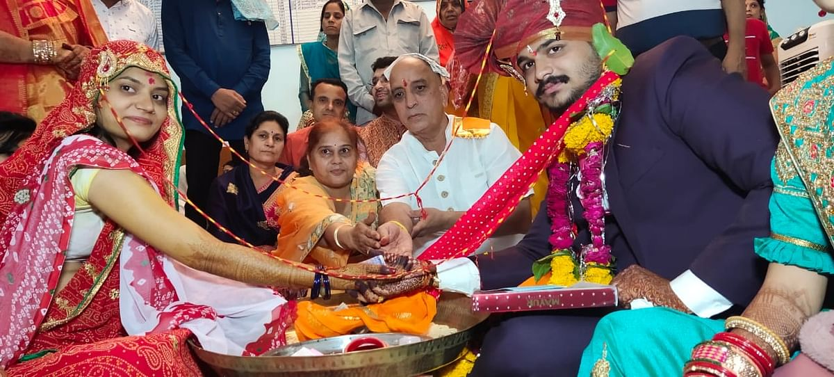 Nagda: On girl's birth after 60 years, family takes pledge to perform Kanya Daan of one girl every year for next 22 years