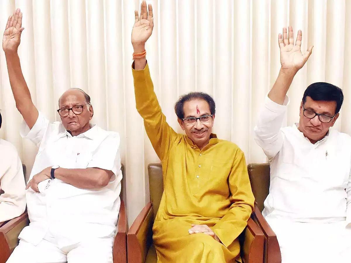 FPJ Edit: Power alone binds the Maha Vikas Aghadi trio together