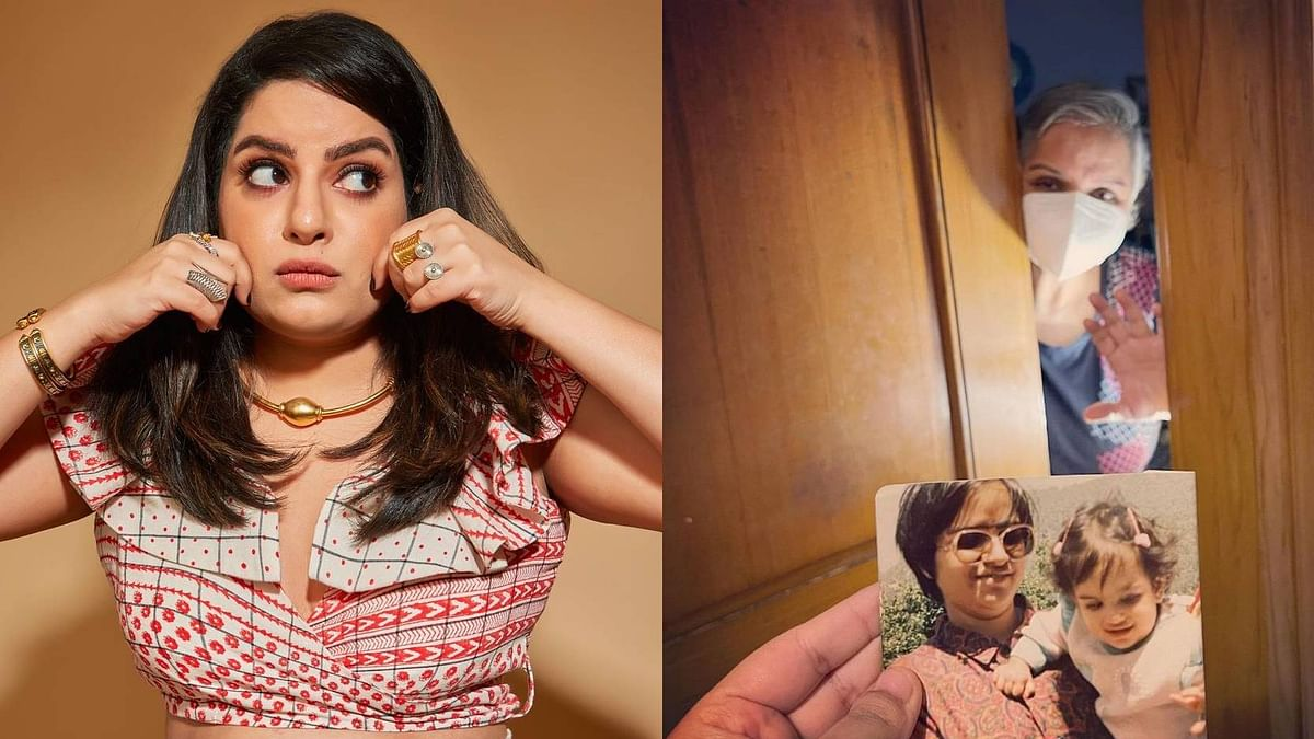 Actor-comedian Mallika Dua mourns mother Chinna Dua's demise due to COVID-19