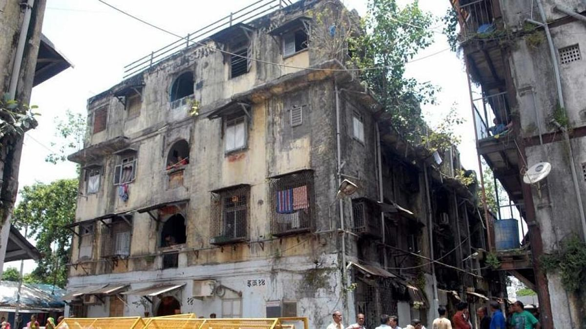 Mumbai: Redevelopment of old buildings slowed down amid the pandemic
