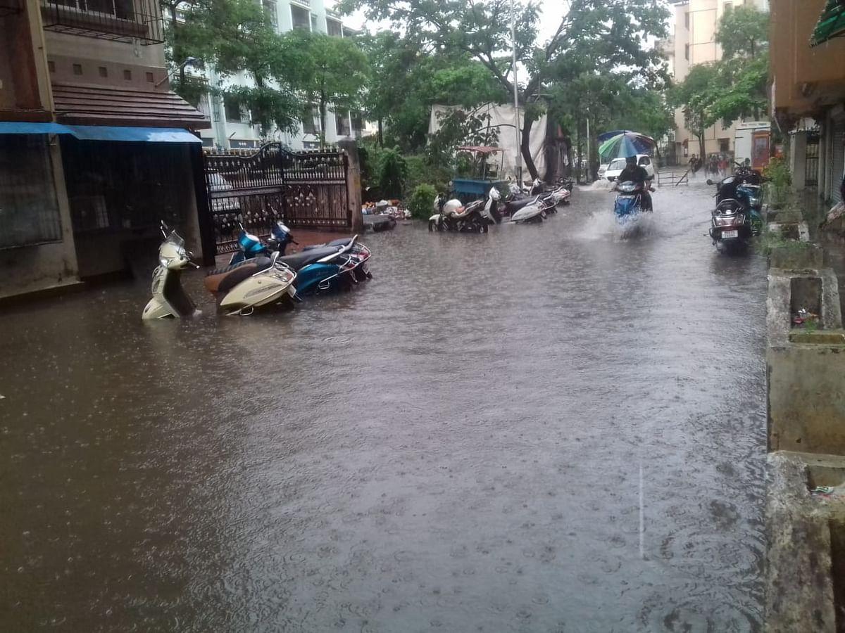 Mumbai: Heavy rains, water-logging in Thane, Kalyan, Dombivali and Ulhasnagar