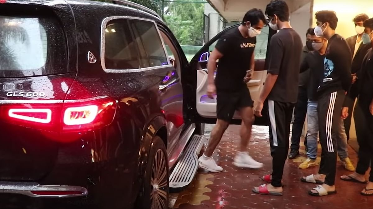 Watch Video: Sonu Sood quashes reports of gifting his son a car worth Rs 3 crore