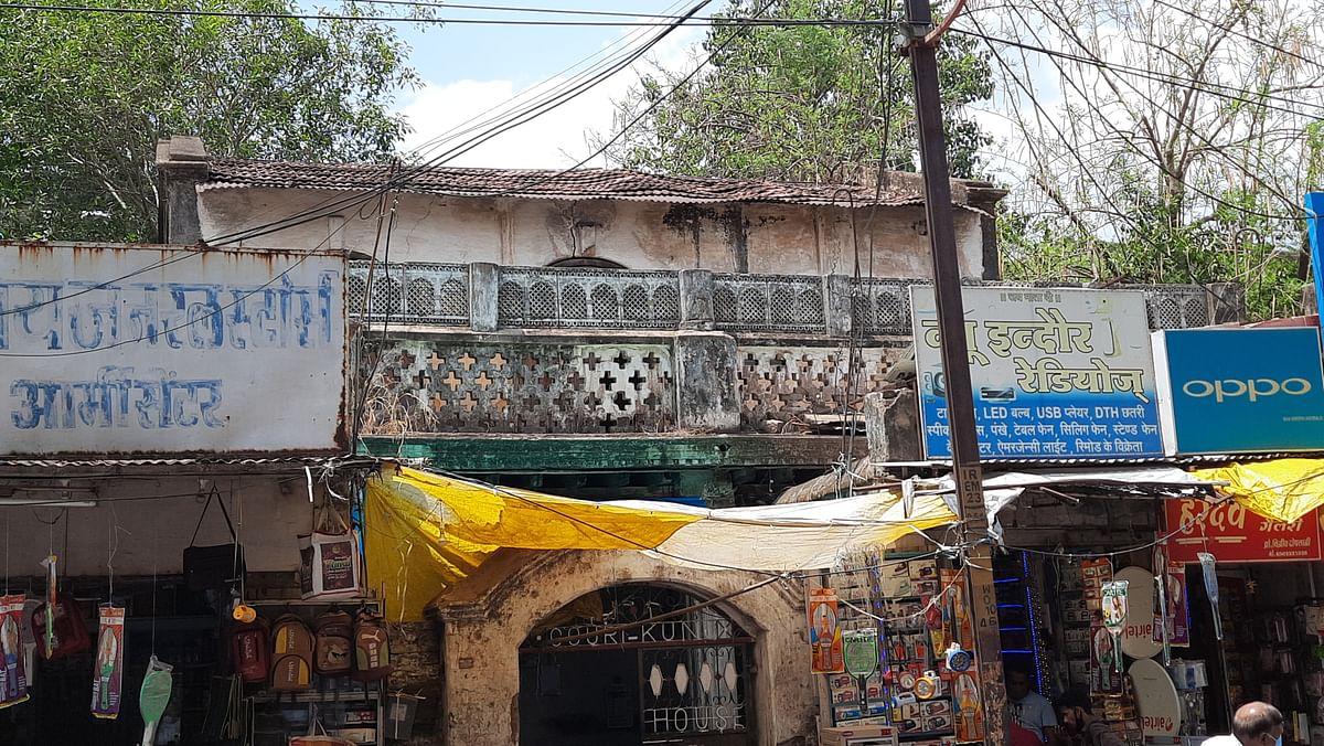 Ancestral house of Kishore Kumar in Khandwa