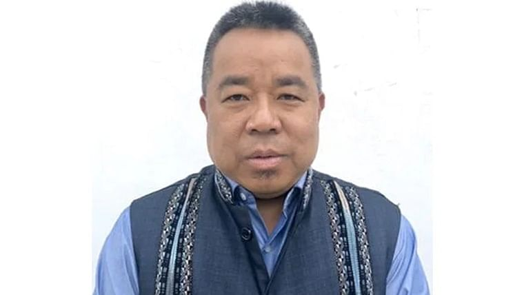 Mizoram minister Robert Romawia Royte
